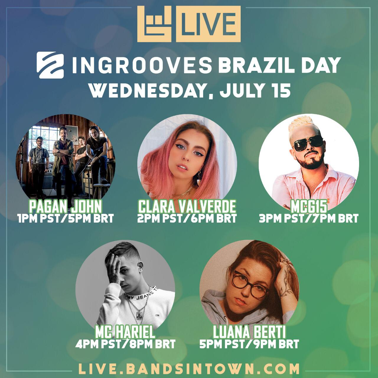 Ingrooves Brazil Day