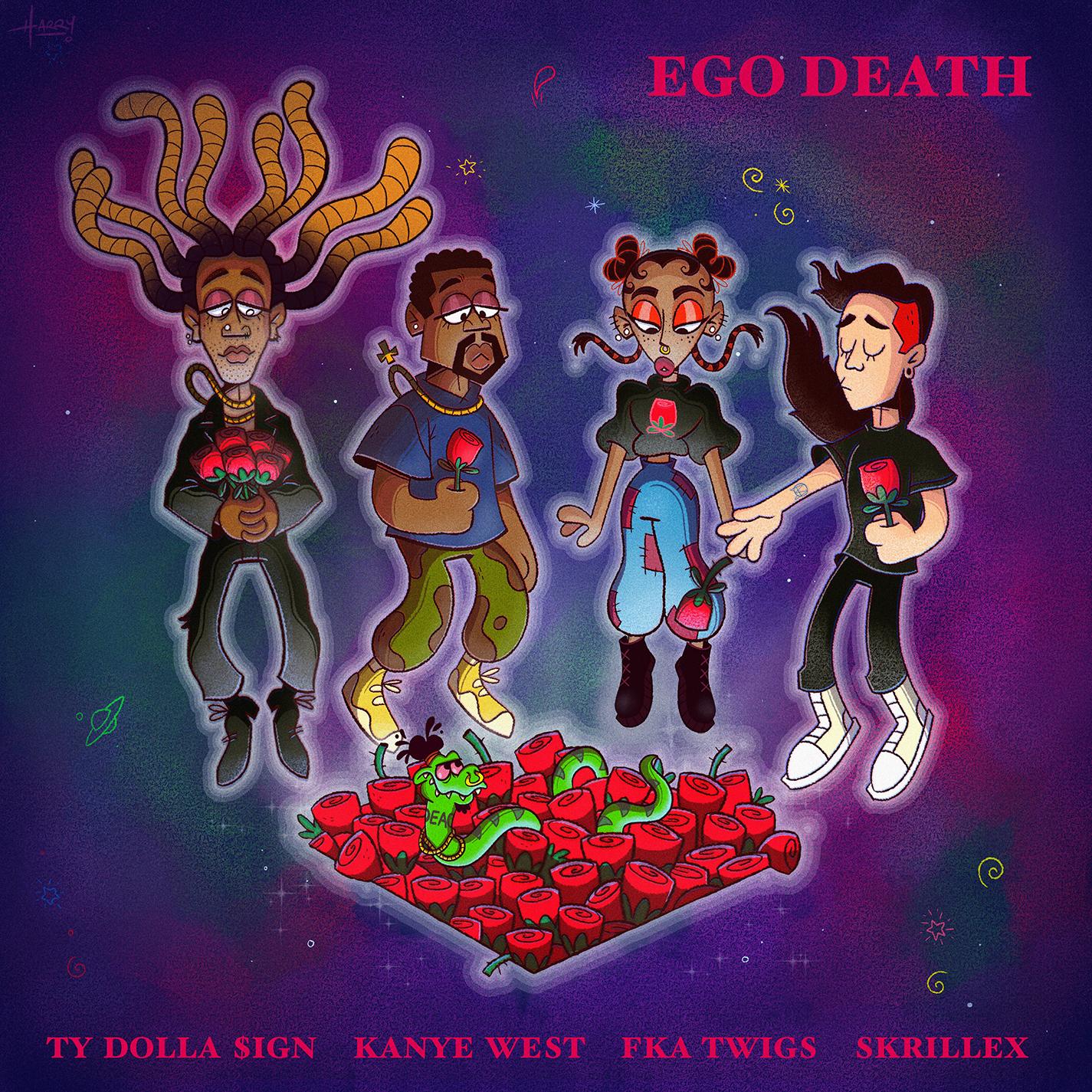 Ego Death. Foto: Divulgação