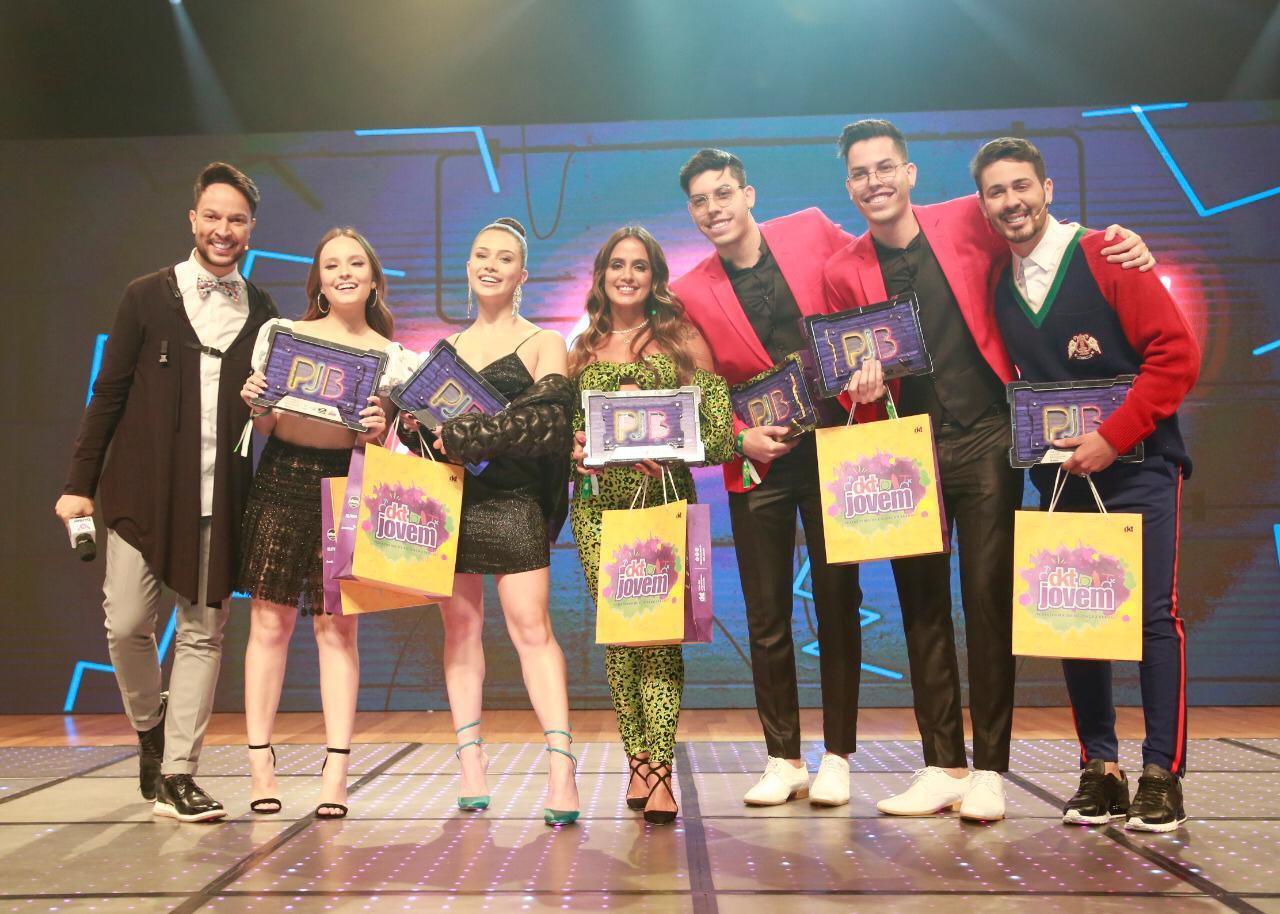 Prêmio Jovem Brasileiro. Foto: Divulgação