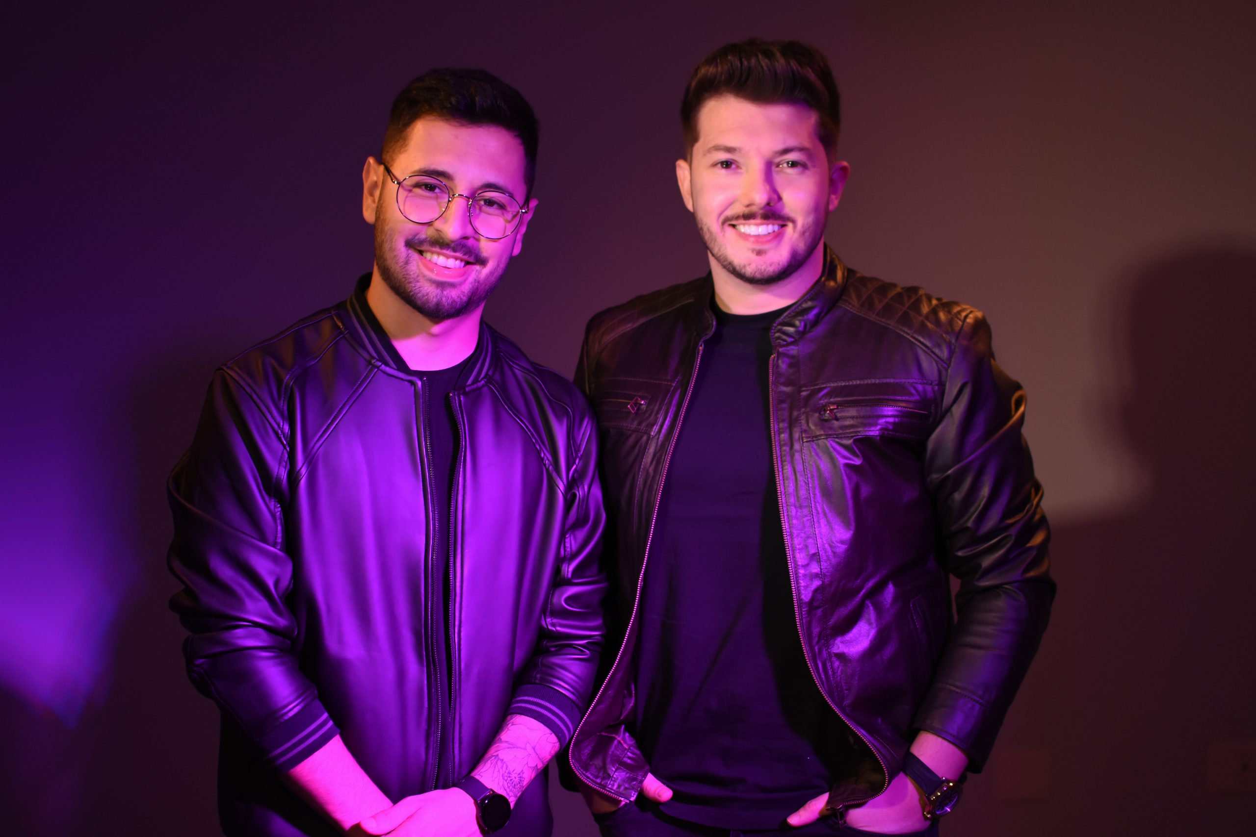 Roger & Gustavo. Foto: Divulgação