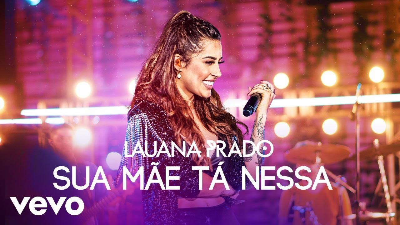 Lauana Prado. Foto: Reprodução / YouTube