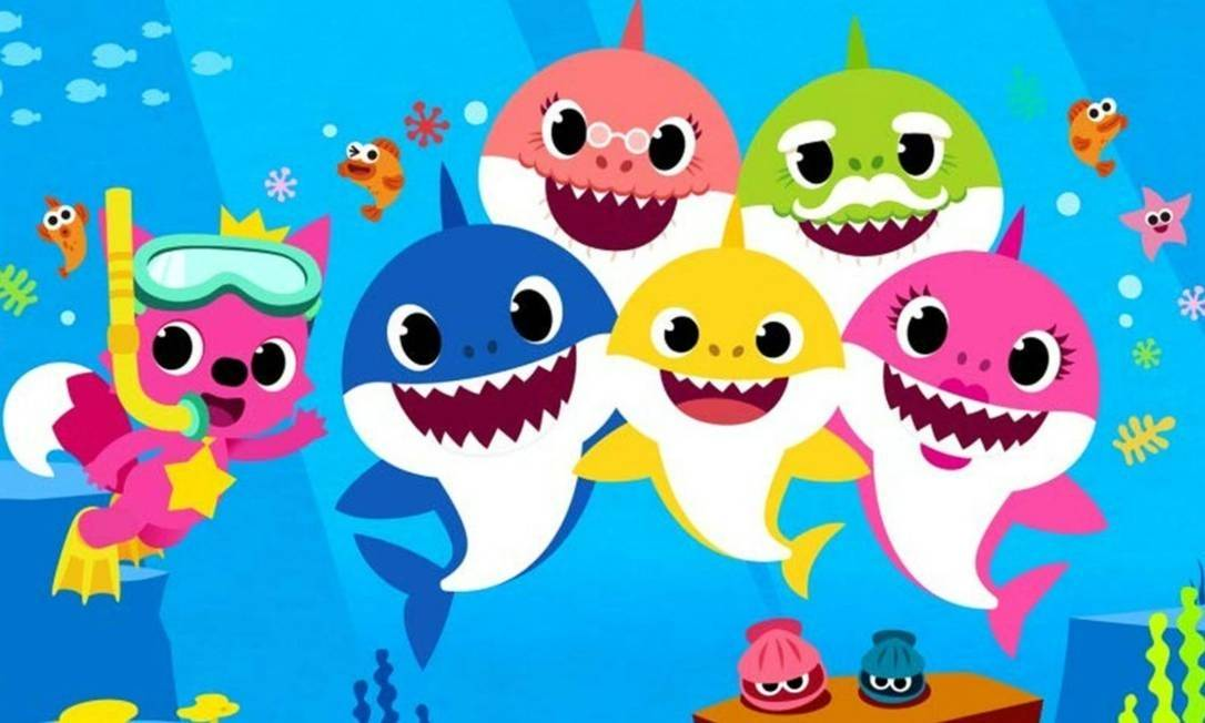 Baby Shark. Foto: Divulgação.