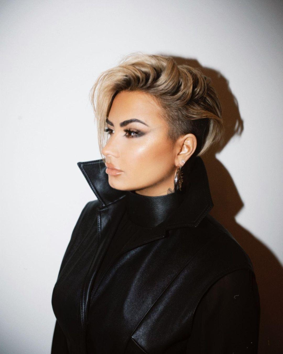 Demi Lovato. Foto: Reprodução / Instagram (@ddlovato)