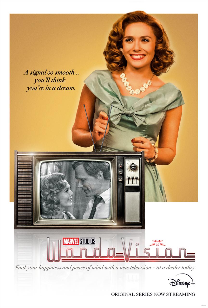 WandaVision. Foto: Reprodução