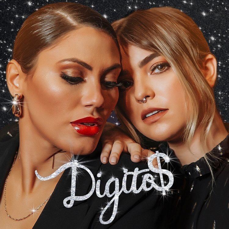 Patrícia Mirza e Camila Marieta