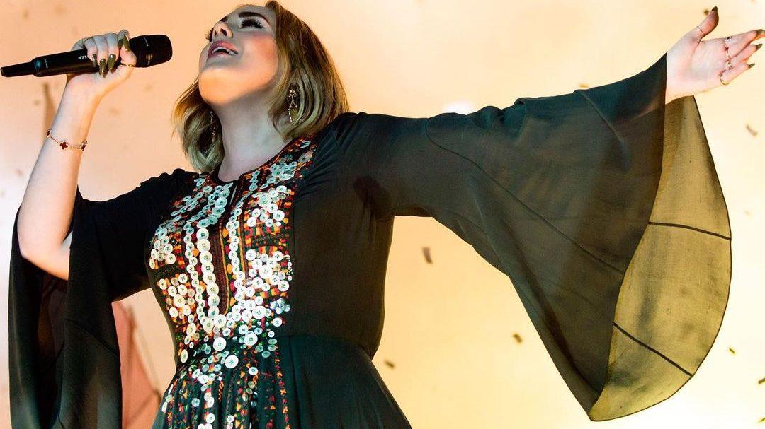 Adele. Foto: Reprodução / Instagram (@adele)