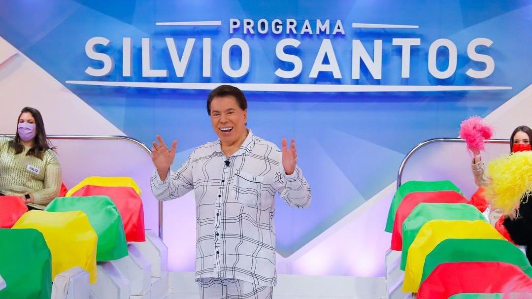 Silvio Santos. Foto: Reprodução / Instagram (@pgmsilviosantos)