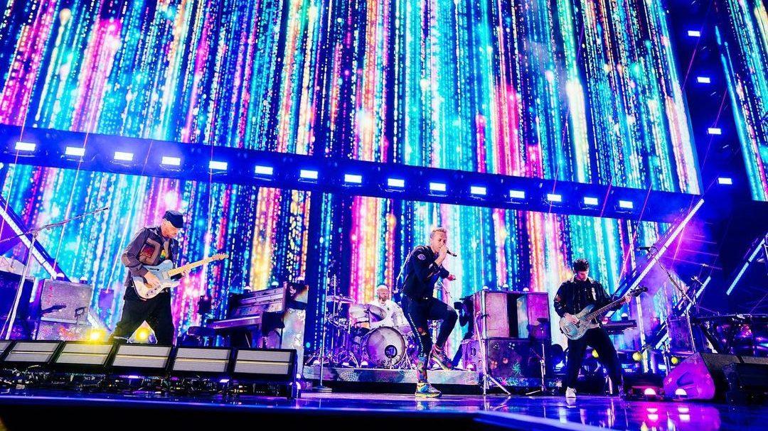 Coldplay. Foto: Reprodução / Instagram (@coldplay)