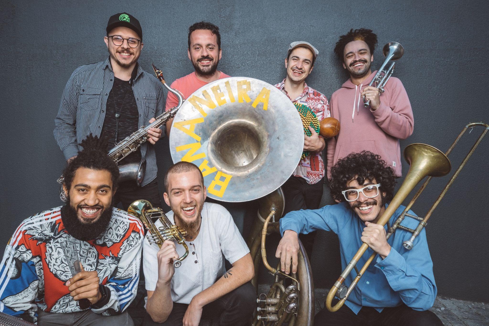 Bananeira Brass Band
