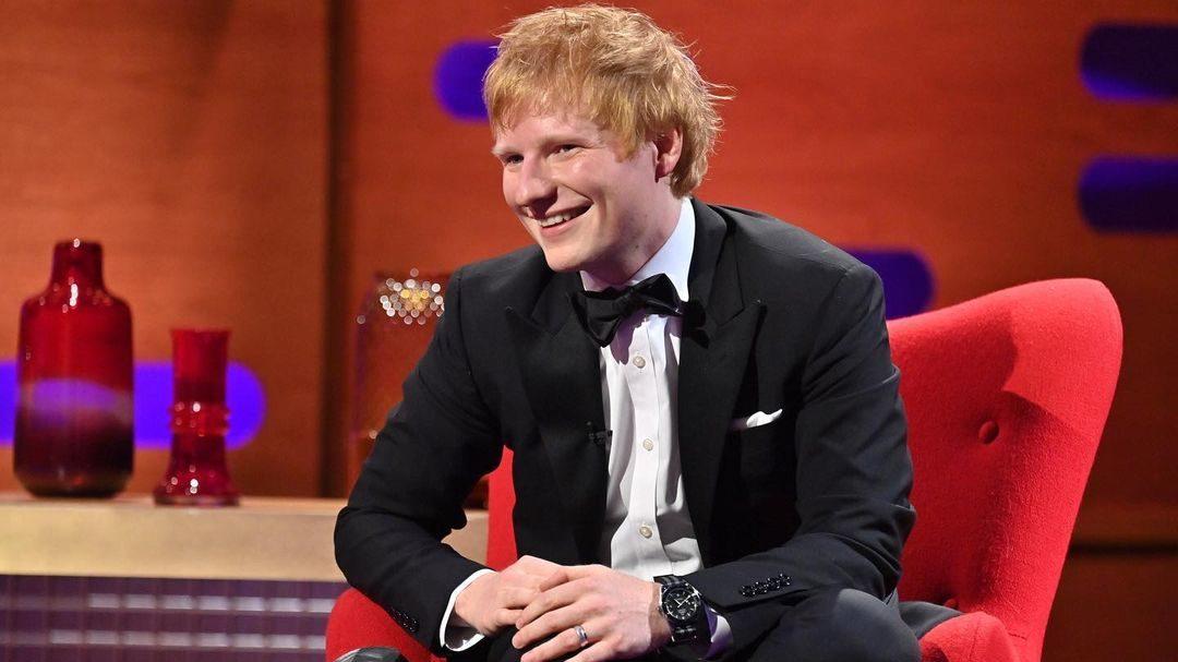 Ed Sheeran. Foto: Reprodução / Instagram (@teddysphotos)